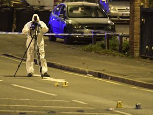 Police are investigating a shooting in Wheeler Street, Birmingham. Photo: SnapperSK