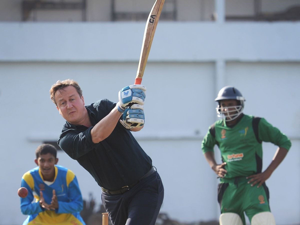 Village cricket club officials who asked former prime minister David Cameron for help after becoming involved in a £35,000 VAT dispute with the taxman have lost the latest round of a legal battle (Stefan Rousseau/PA)