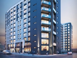 Images of Birmingham's first 'build to rent' development unveiled