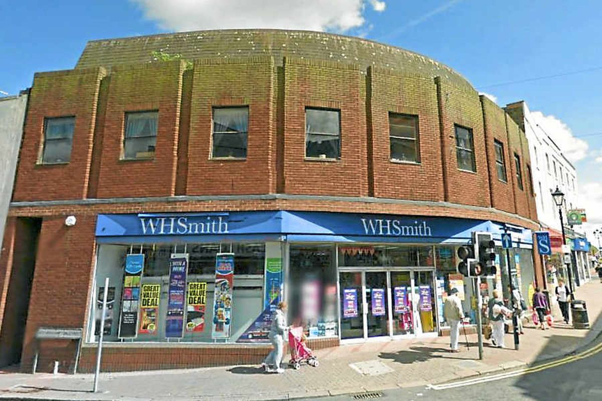 WH Smith store in Dudley is to shut