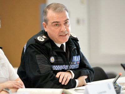 """West Midlands Chief Constable dismisses """"police state"""" accusations"""