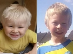 Pair charged over collision deaths of young brothers remanded in custody