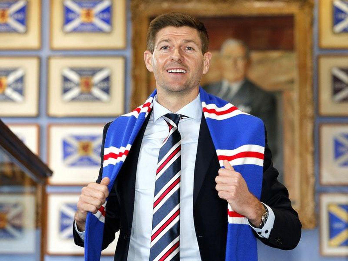 Steven Gerrard has extended his Rangers deal