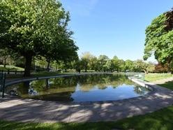 Hot spell to continue - but Tettenhall Pool still shut