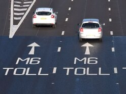 M6 Toll revenue hits £89m as 18.3m vehicles use motorway