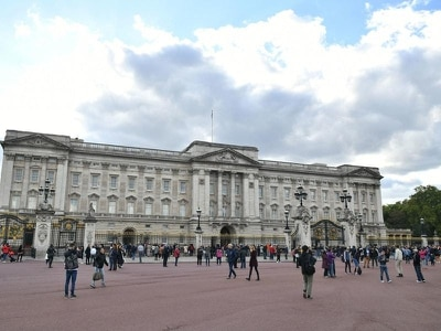 Man held at Buckingham Palace over 'Taser keyring' released