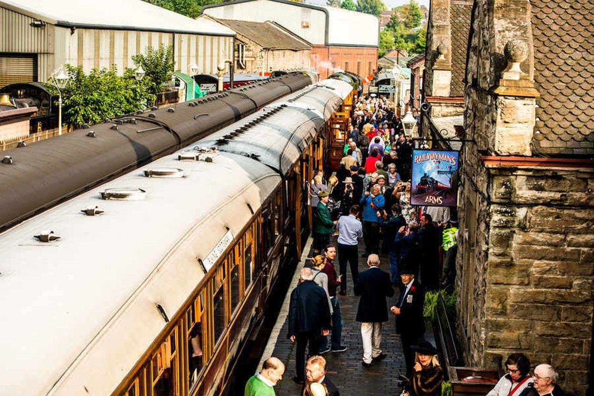Severn Valley Railway share offer hits £500,000 after a month