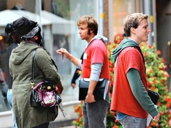 Plans to ban 'chuggers' from Stafford town centre up for debate