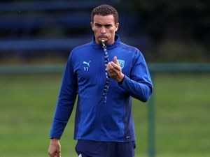 Valerien Ismael head coach / manager of West Bromwich Albion. (AMA)