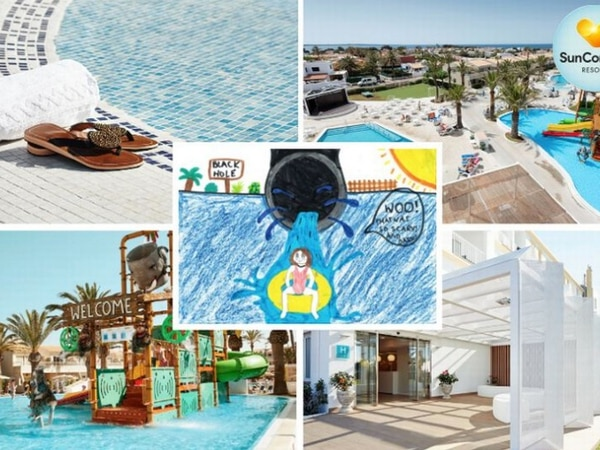 We asked Ruby, 10, to write about her family's holiday to Menorca - and the results are adorable