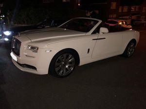 The Rolls Royce. Photo: CMPG