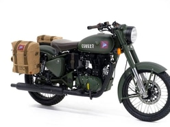 Royal Enfield introduces tribute to wartime motorcycle