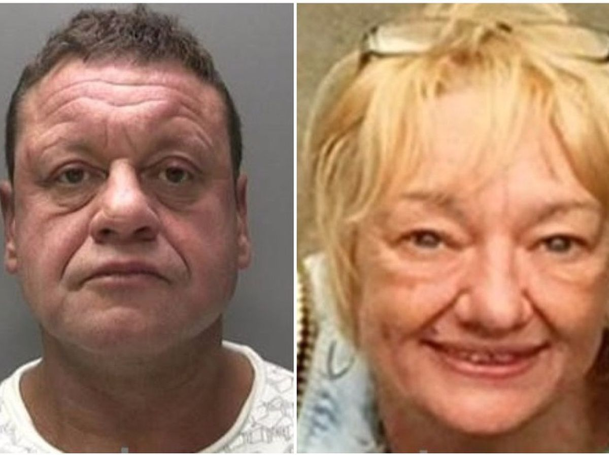 Ronald Cooke stabbed Tina Billingham, right, to death