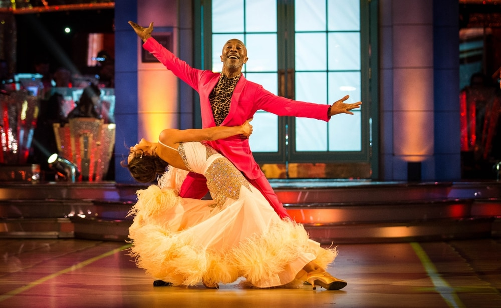 It\'s Strictly time! And Christmas is just around the corner ...
