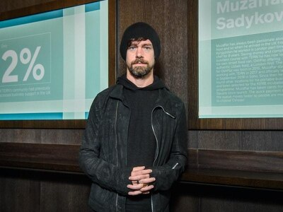 Twitter founder commits £812 million to fight pandemic