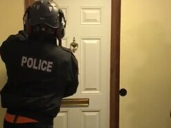WATCH: Three arrested in dawn drugs raids in Stafford