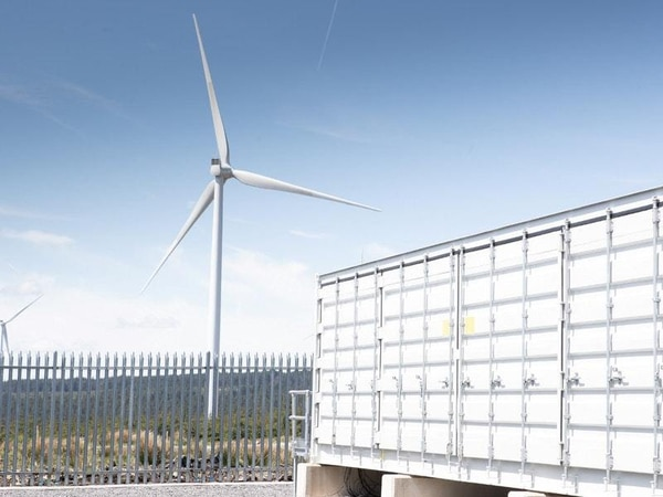 BMW i3 batteries deployed in energy storage facility