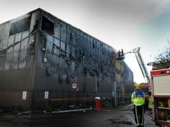 Walsall waste depot to open after huge blaze