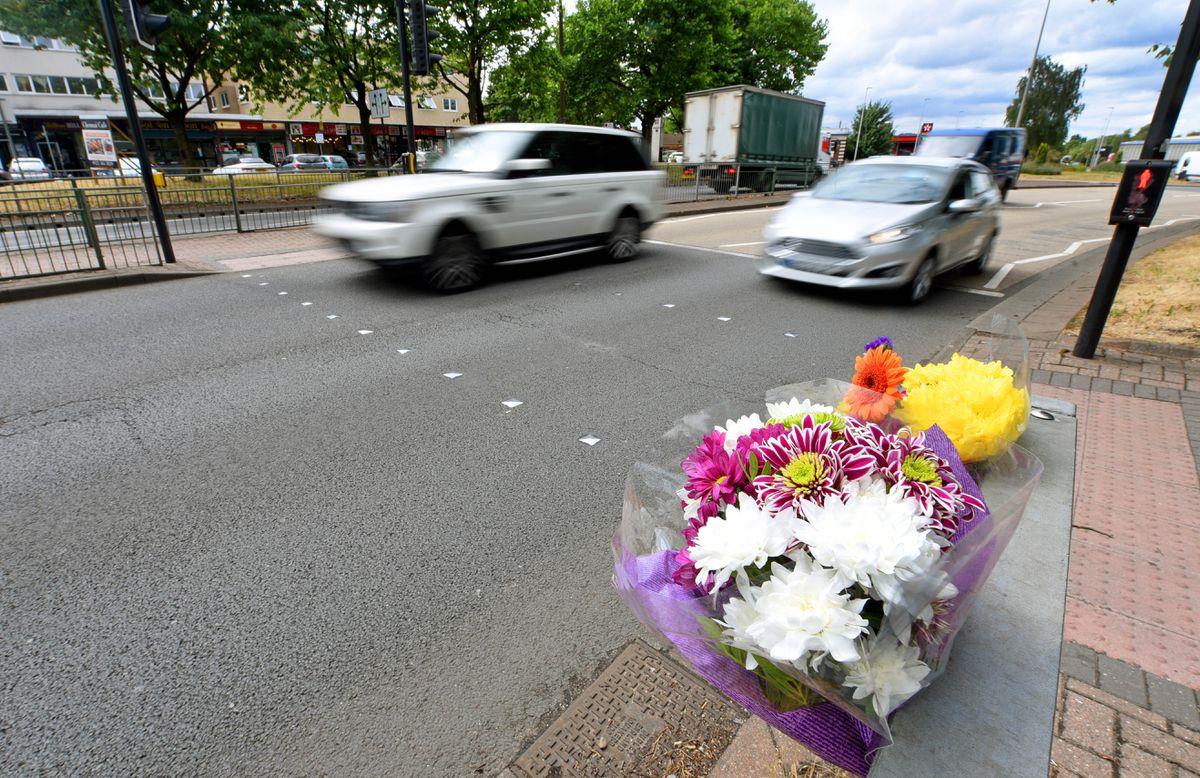 Jannatul was hit on Oldbury Road in Smethwick