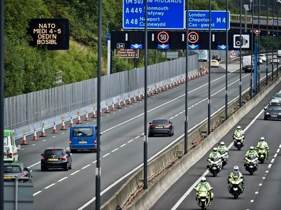 Welsh 50mph limits 'should not be enforced at all times'