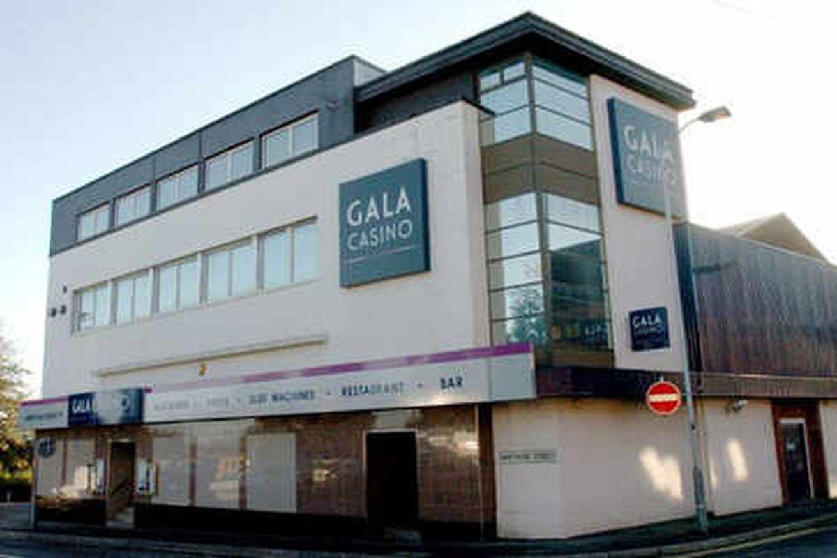 Jobs axe as Wolverhampton casino to close
