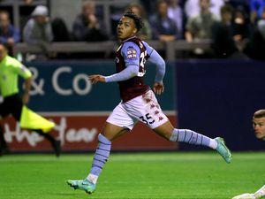 Aston Villa's Cameron Archer