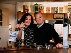 Husband and wife scrap sunny retirement abroad after selling home to save Bridgnorth pub that hosted their wedding
