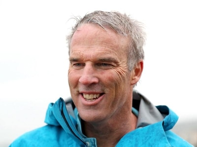 British endurance swimmer completes swim under Antarctic ice sheet