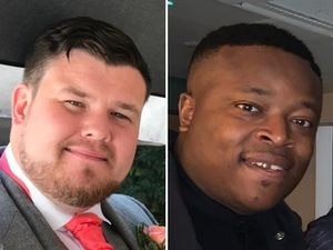 Murder victims Brian McIntosh and William Henry