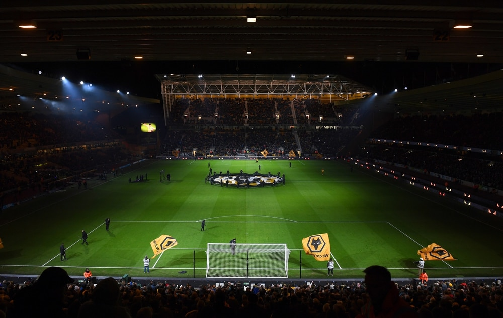 Molineux Will Be Packed For The Quarter Final C AMA Sam Bagnall