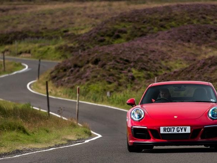 UK Drive: Porsche's Carrera GTS aims for the sweet spot in the 911 range