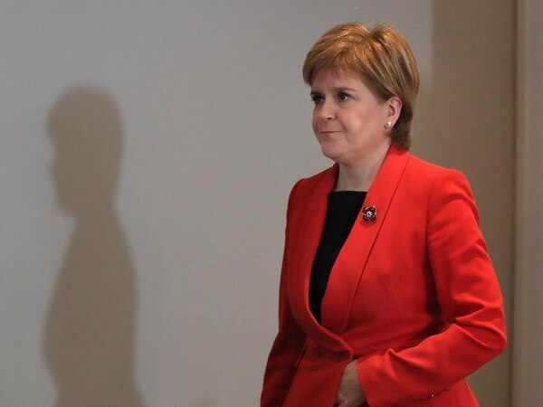 Brexit must not be 'false choice' between May deal and no deal, says Sturgeon