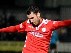 Friends reunited as Rushall Olympic sign Ashley Sammons
