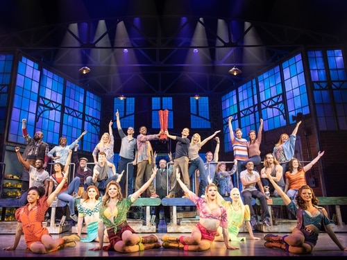 Kinky Boots, Birmingham Hippodrome - review with pictures