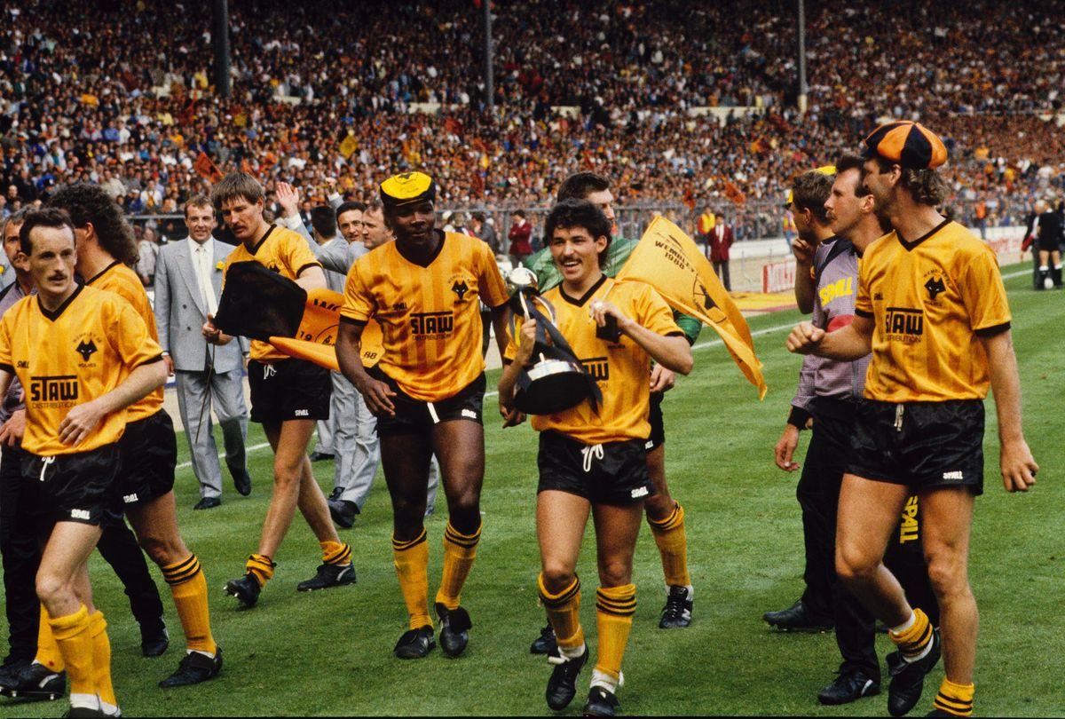 At Wembley in 1988
