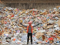 What a load of rubbish! How you can help boost the region's recycling record