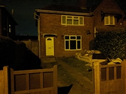 Woman critically injured as dog killed in Bloxwich house fire