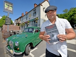 Wordsley writer channels life in the Black Country for new novel