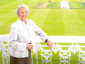 Baroness Heyhoe Flint captained England to the first-ever Cricket World Cup title in 1973