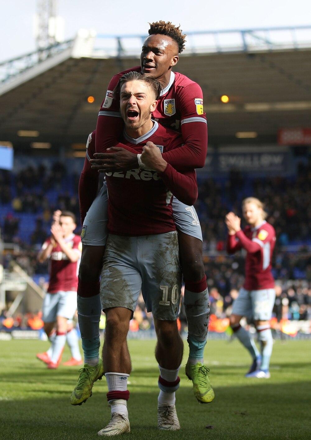 Jack Grealish: I told Tammy Abraham to stay at Aston Villa in January