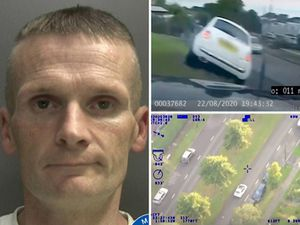 Thomas Cahill was caught after a police chase in a Fiat 500