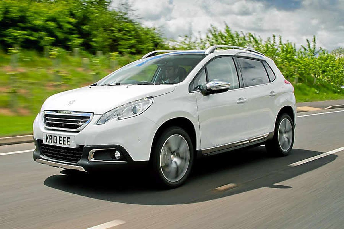 Review: New Peugeot 2008 takes on Tamworth Snowdome