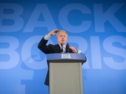 COMMENT: Better late then never, Boris Johnson keeps it simple