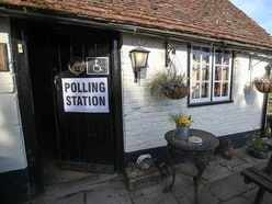 Unusual polling stations: pubs, hair salons and a historic windmill