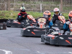 Youngsters' chance to shine on race track