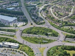 'The biggest car park in Europe': Councillors give M6 Junction 10 revamp the thumbs up