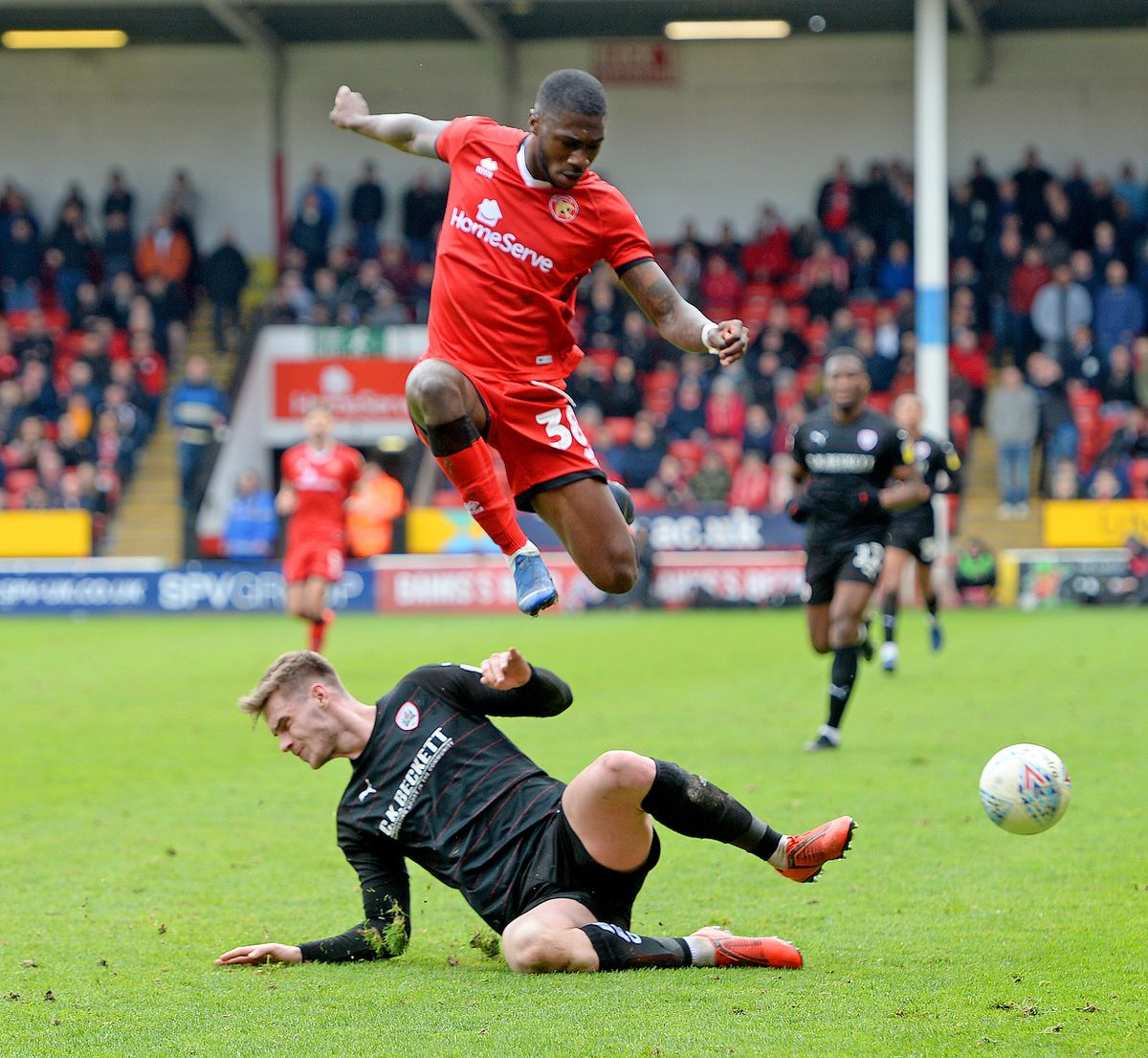 Blackett-Taylor wants to be ruthless