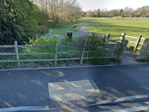 A Google Street View Image Of An Entrance To The Cema In Norton Canes