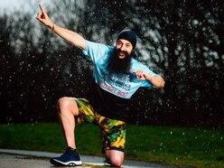 Walsall's 'Usingh Bolt' set for next marathon challenge