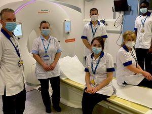 UHNM's radiology cardiac CT team